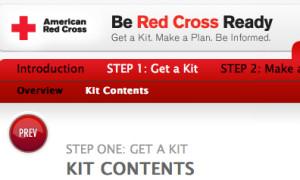 Red Cross Kit